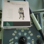 BK Medical Falcon 2101 Ultrasound with 8658S Probe – Used