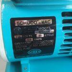 Schuco-Vac Model 5711-130 Table Top Vacuum Pump – Used