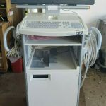 2007 Siemens Arcadis Avantic C-arm – For parts or not working