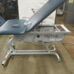 Chattanooga Group Triton Treatment Table TRT340 – Used