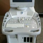 GE Vivid 3 Expert Ultrasound Machine – For parts or not working