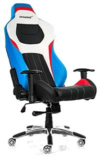 Gaming chair test