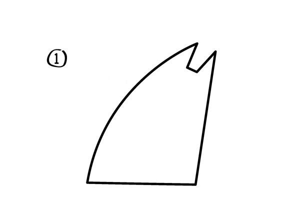02. Как нарисовать кота – мультяшный вариант