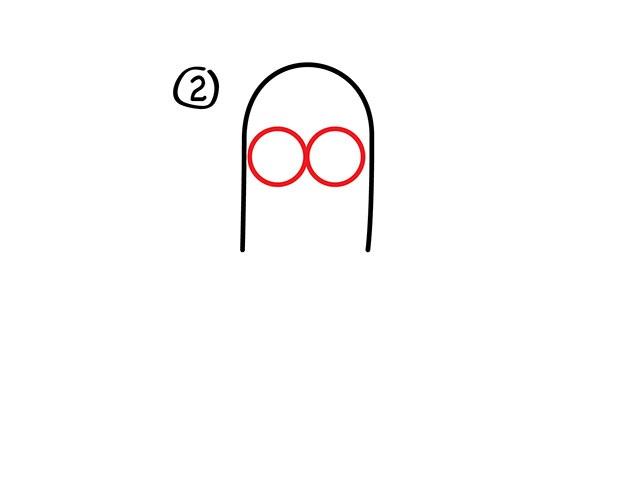 09. Как нарисовать миньона быстро и легко!