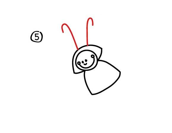 05. Как нарисовать ангела вместе с детьми