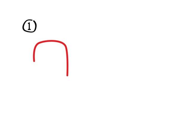 02. Как нарисовать черепаху в мультяшном стиле