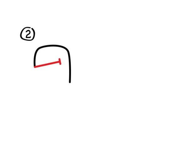 03. Как нарисовать черепаху в мультяшном стиле