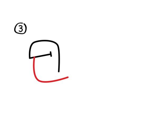 04. Как нарисовать черепаху в мультяшном стиле
