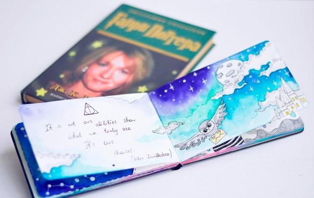 02. Классные идеи для лд: украшаем личный дневник вместе