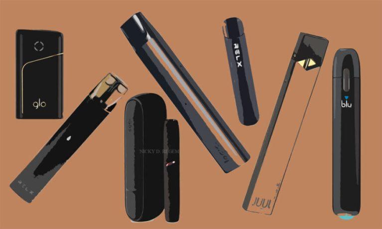 Системы нагревания табака или POD-системы\Вейп?