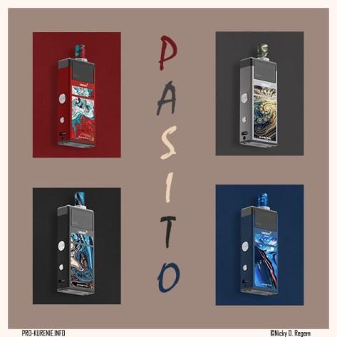 Smoant Pasito цветовые вариации