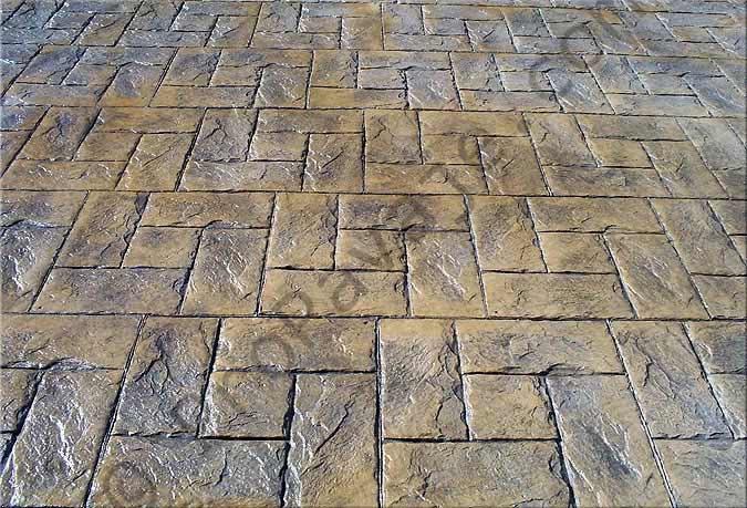 Pavaje beton amprentat Constanta