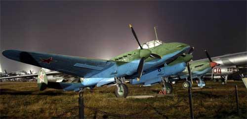 Пе-2 Самолет Фото