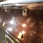 2018/10 ホンダ・N BOX カスタム(プレミアムゴールドパープル) PRO PCX-V110ガラスコーティング