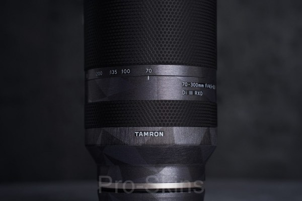 Pro-Skins amron 70-300mm f/4.5-6.3 Di III RXD Lens - Sony E Mount - Protective Lens Guard Wrap