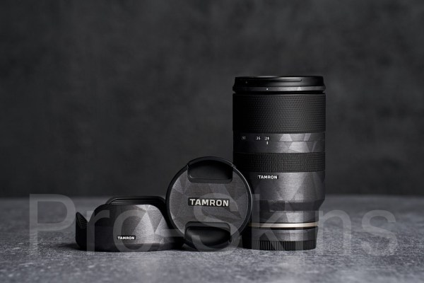 Pro-Skins - Tamron 28-75mm F/2.8 Di III RXD for Sony E - Protective Lens Guard Wrap Skin