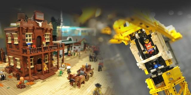Выставка Лего