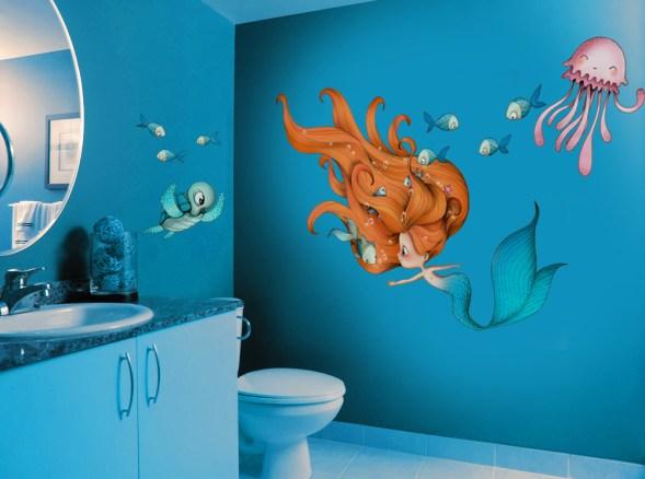 Playground-50---Tortue-méduse-et-poissons-2