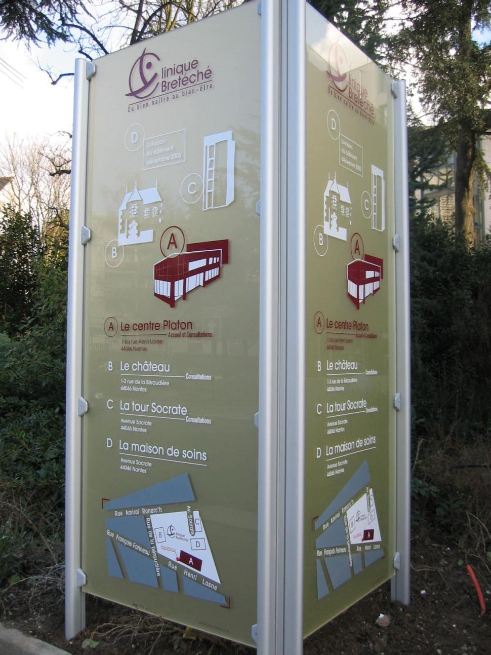 Clinique Brétéché - Nantes