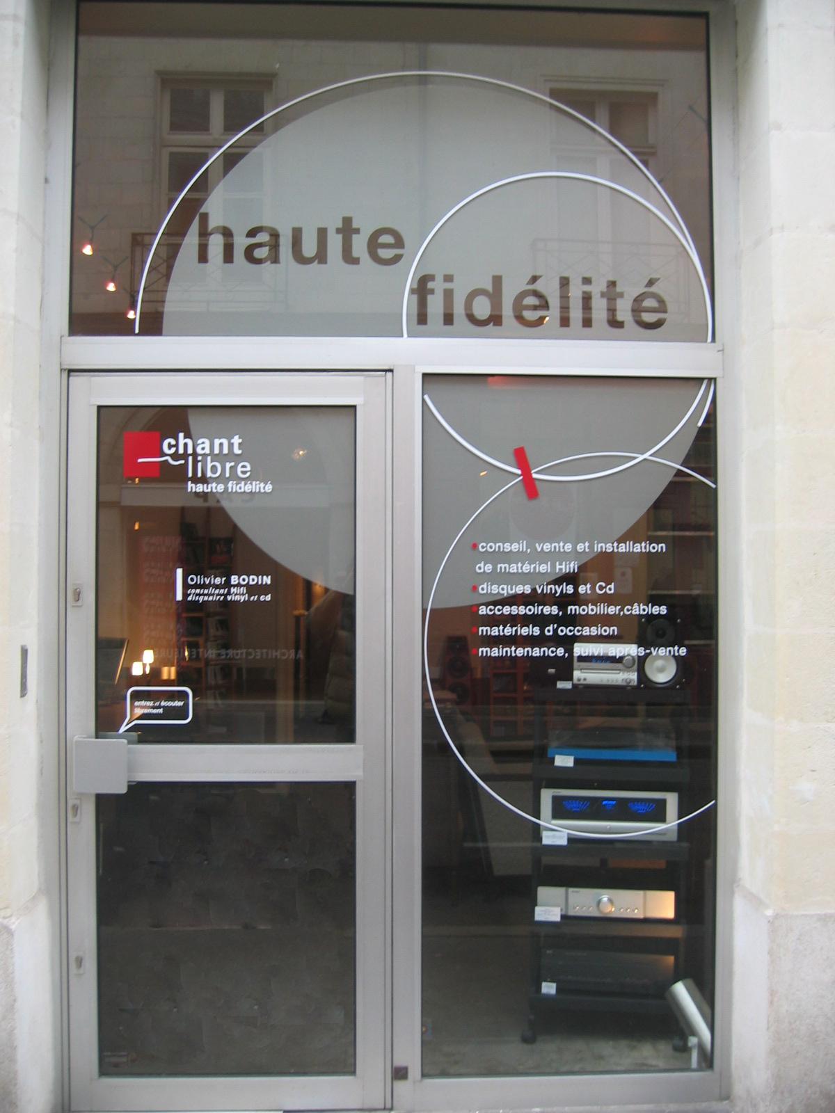 Vitrine - Nantes