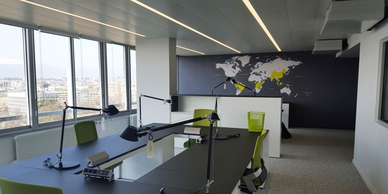 Mappe Monde - Suisse