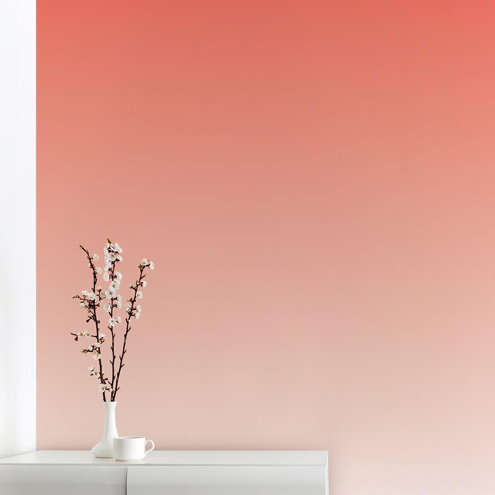 Papiers peints Dégradé Living Coral