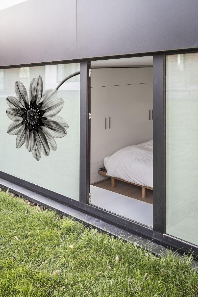 Tissus pour vitres Collection Lotus