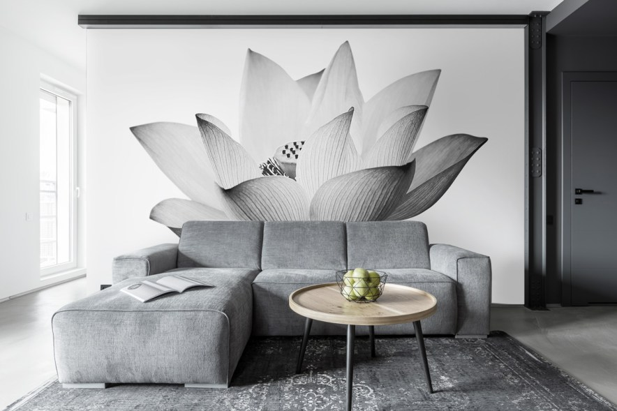 Papiers peints Lotus