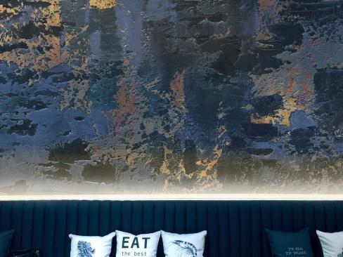 Papier peint façon Trash panoramique SURFACE 1640 - Design Alice Asset