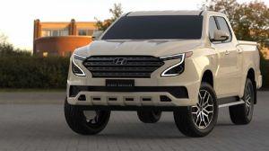 """Νέα """"πρόταση"""" για το μελλοντικό Hyundai Pick-Up"""