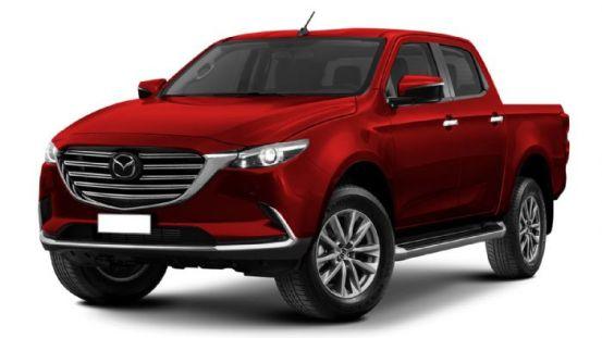 Παρουσιάζεται το νέο Mazda BT-50 Pick-Up