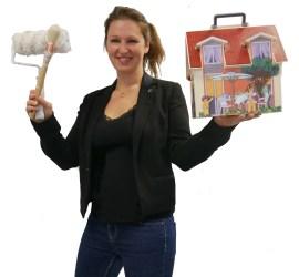 Equipe de l'Office de Tourisme : Aurélie Belaz