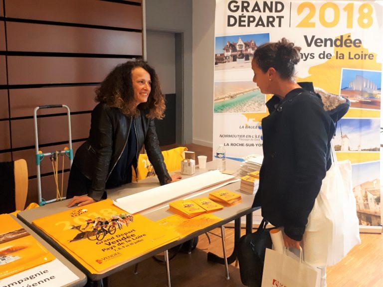 Grand échange 2018 - partenaires de l'Office de tourisme