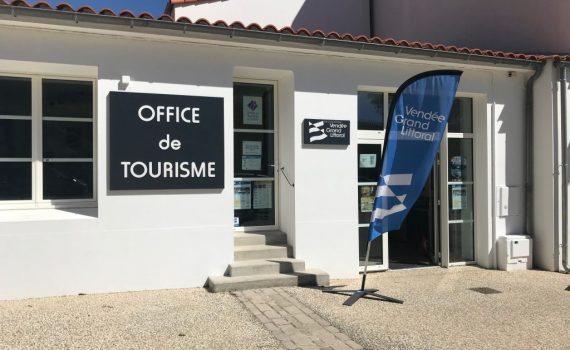 Office de tourisme Talmont-Saint-Hilaire