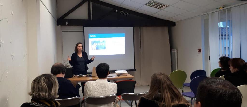 Réunion sur la gestion des avis clients à l'Office de Tourisme Destination Vendée Grand Littoral
