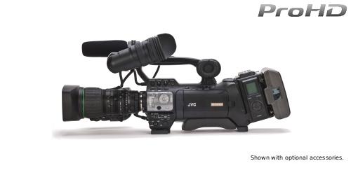 JVC HM700UXT Camcorder