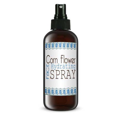 Miss Bio corn flower mist