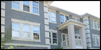 ALTA land survey - Greystone Apartments Auburn Alabama