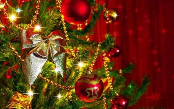 Идеи как украсить елку на новый год 2017 красиво
