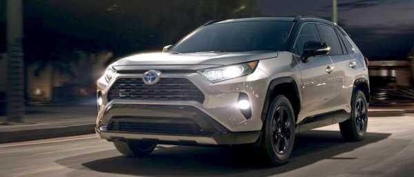 Toyota RAV4 2019 | фото модели в новом кузове, цены и ...