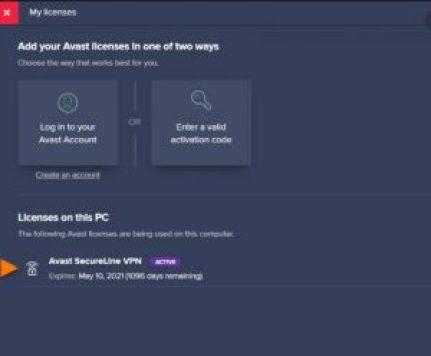 Avast SecureLine VPN Crack + License Keygen 2021 Free Download