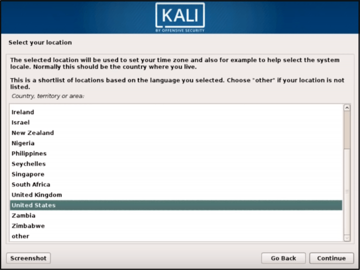 Step 2 Kali Linux - How to install Kali Linux