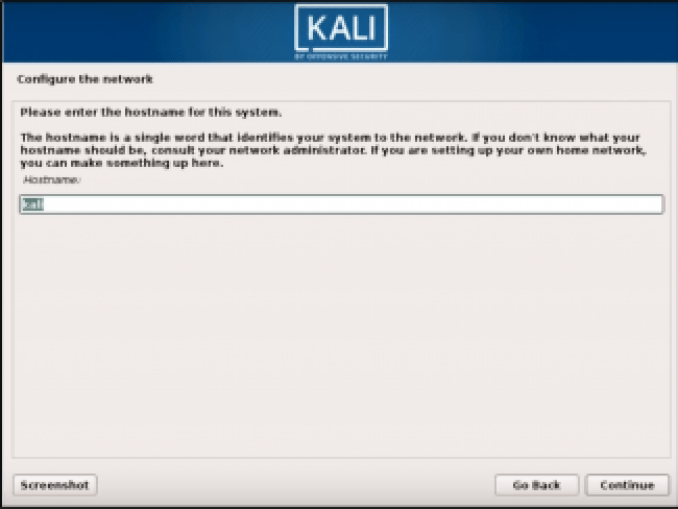 Step 3 Kali Linux - How to install Kali Linux