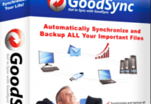 GoodSync Enterprise 11.1.9.7 Crack + Serial Key INCL Keygen Download