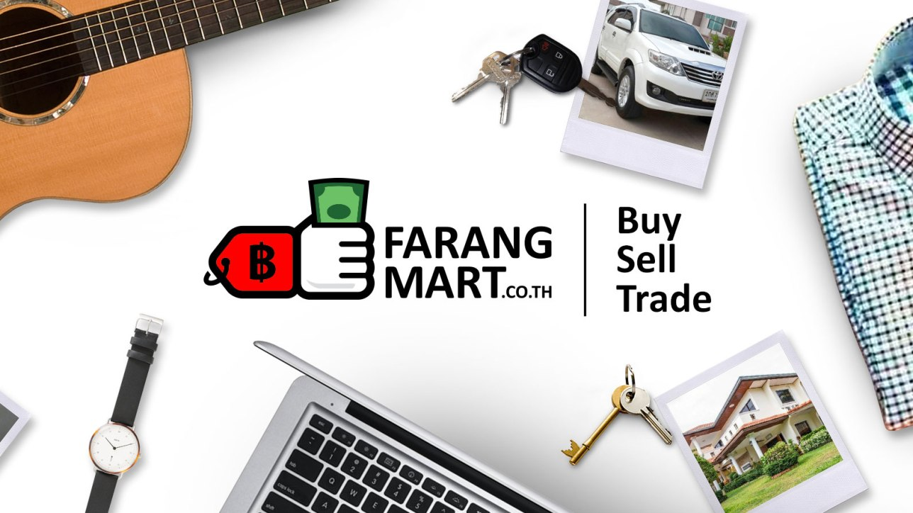 For an Easier Life: it's got to be Farang Mart