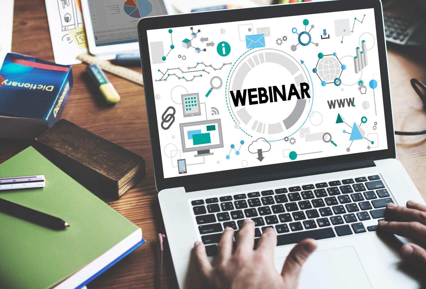Proactive Webinars Training Program