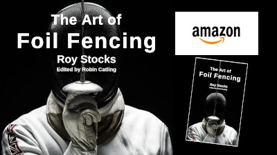 The Art of Foil Fencing on Amazon