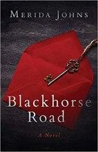 Not-Quite-Genre Covers: Blackhorse Road cover