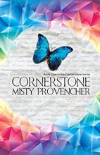 Not-Quite-Genre Covers: Cornerstone cover
