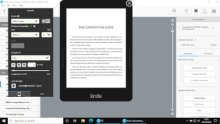 Kindle Create and Previewer